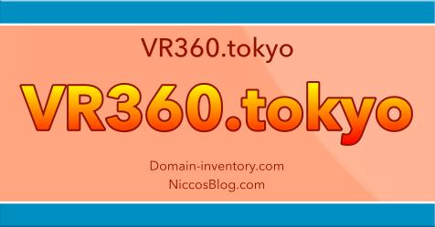 VR360.tokyo