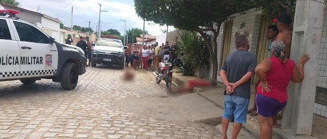 Ataque a tiros deixa dois mortos e dois feridos no Conjunto Redenção em Mossoró, RN