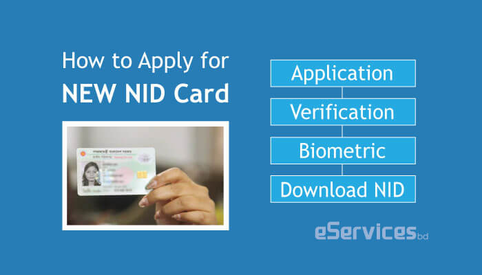 How to Apply for NID Card in Bangladesh Online