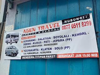 Travel Semarang Kendal
