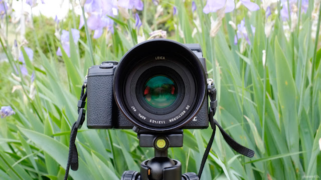 Fotografia del Panasonic Leica DG Nocticron 42.5mm f/1.2 su GX8