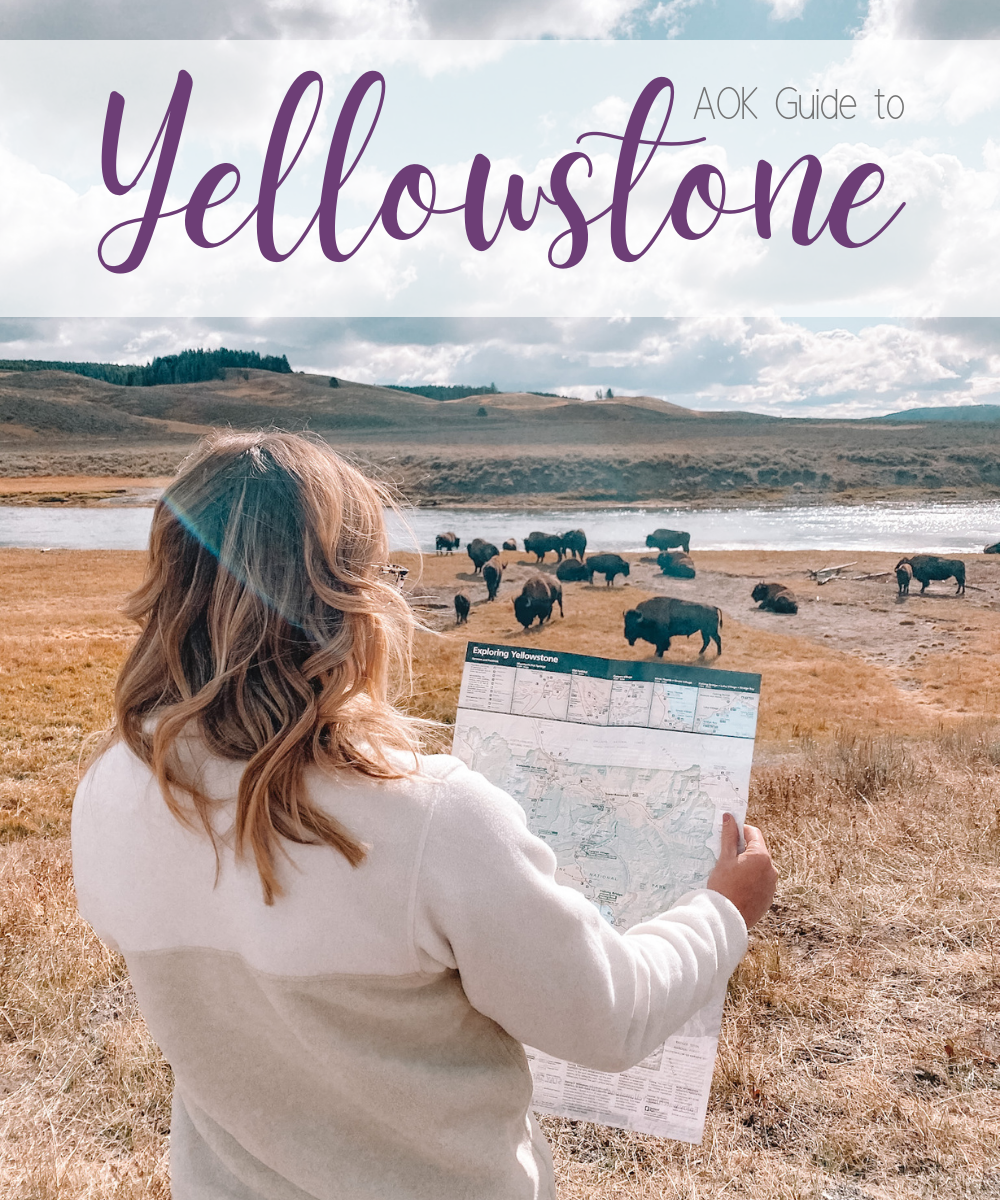 Amanda's OK Travel Guide to Yellowstone National Park