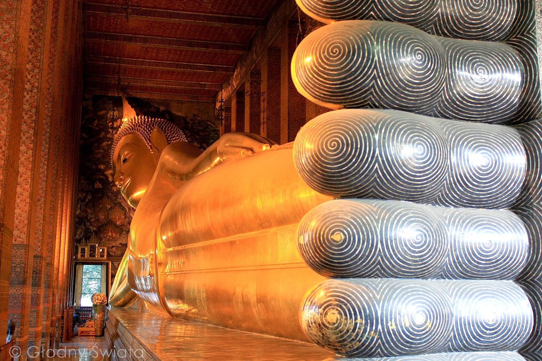 Gdzie na wakacje do Azji - Tajlandia - Wat Pho