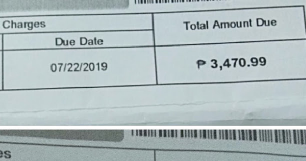 Netizen Complains about 'Estimated' Meralco Bill, Electric Company Promises Adjustment