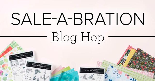Crafty Collaborations Sale-A-Bration Blog Hop