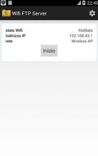 App WiFi FTP Server