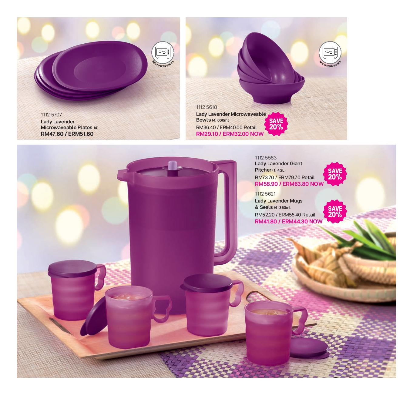 tupperware catalog 13 may 2016 30 june 2016 tupperware kakakshop tupperware malaysia. Black Bedroom Furniture Sets. Home Design Ideas