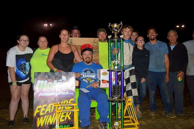 6th Annual DRC.net King of Compacts Held at Moler Raceway Park