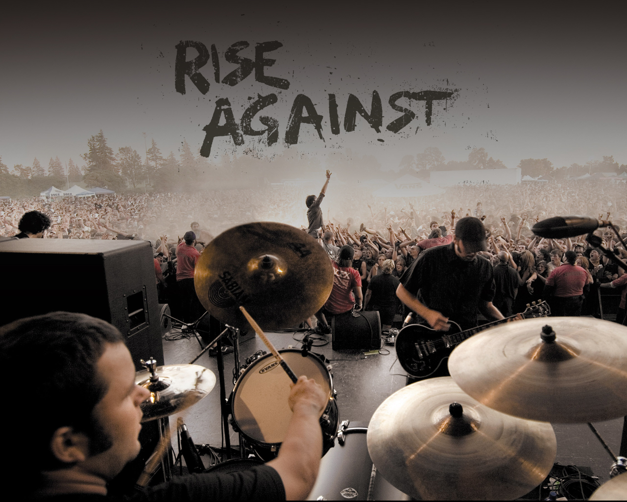 RISE AGAINST wallpaper ~ ALL ABOUT MUSIC