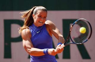Τεράστια επιτυχία για το ελληνικό τένις - Η Μαρία Σάκκαρη απέκλεισε την Βένους Ουίλιαμς