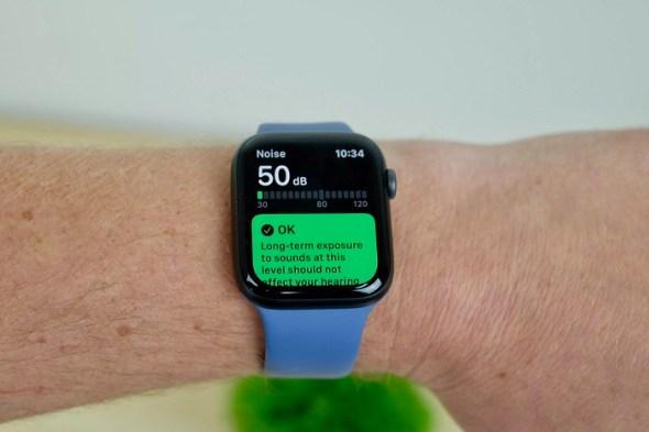 ساعة ابل 6 الجديدة  Apple Watch 6