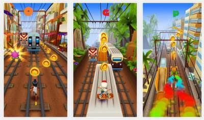 Subway Surfers Game For Android Free Download - Free ...
