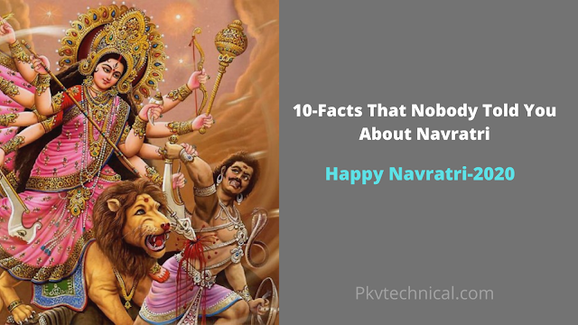 Navratri, happy Navratri-2020, Navratri Quotes, Image, Photot