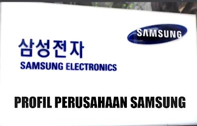 Profil Perusahaan SAMSUNG