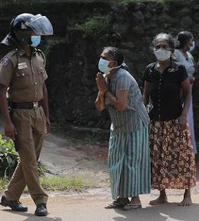 Mahara prison riots