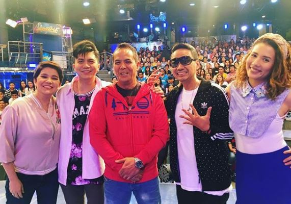 Direk Bobet Vidanes resigns from 'It's Showtime'