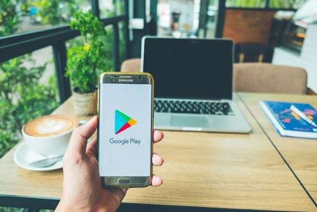 Google Ubah Tampilan Dari Google Play Store