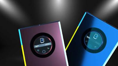 Kamera Huawei Mate 40 Pro
