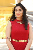 Telugu Actress Zahida Sam Latest Pos in Red Gown at RF Films New Movie Opening  0045.JPG