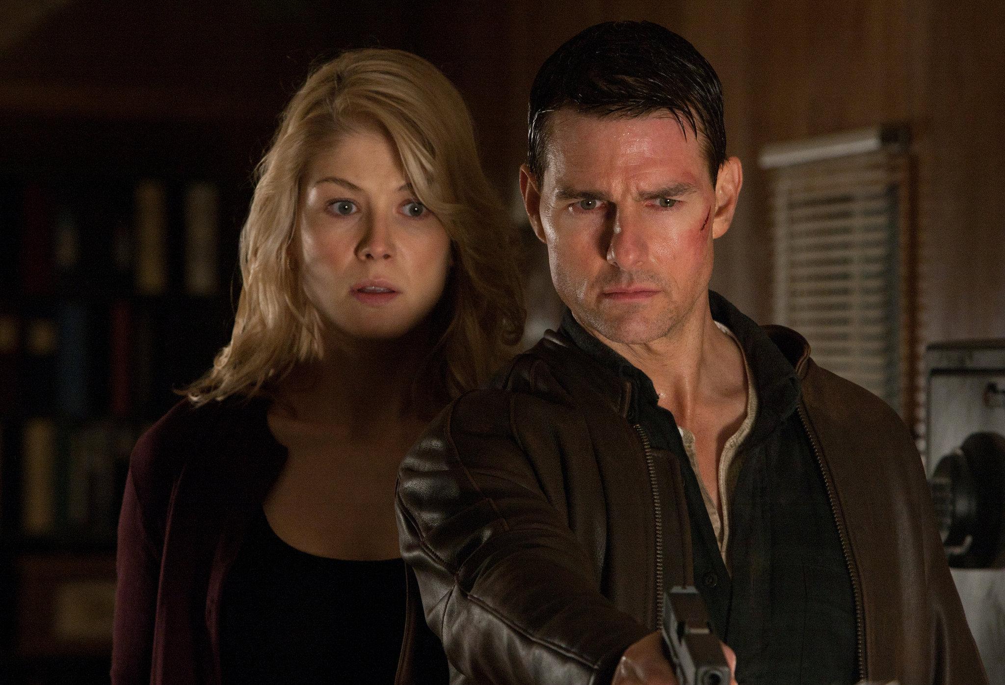 The Ace Black Movie Blog Movie Review Jack Reacher 2012