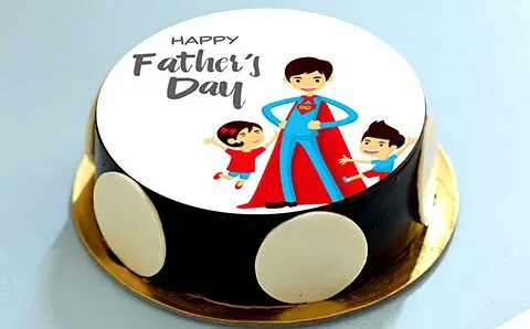 fathers day cake pics