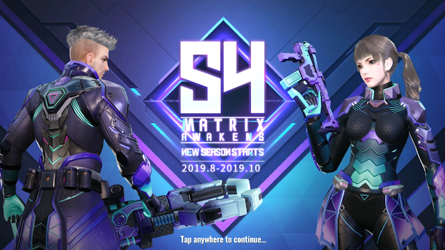 Daftar Urutan Rank Terlengkap Cyber Hunter Season 4