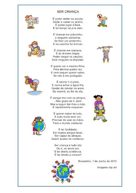 Texto Ser Criança