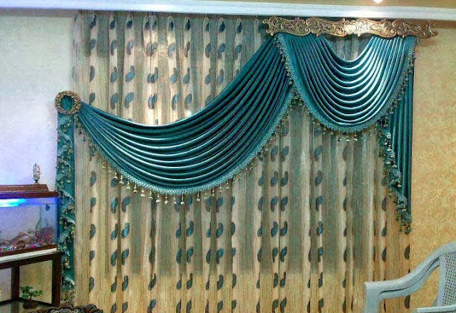 living room interior with curtains designs in net and silk fabric stylish living room drapes ideas