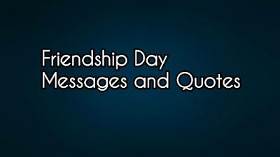 happy friendshipday