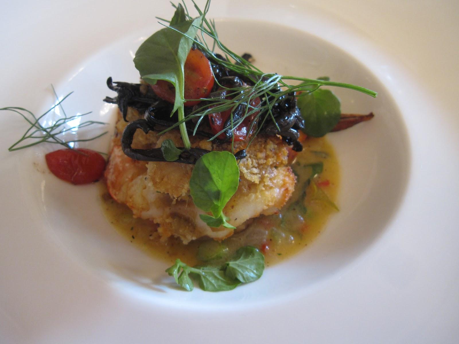 Chef John Besh S Restaurant August And Luke New York Food Journal