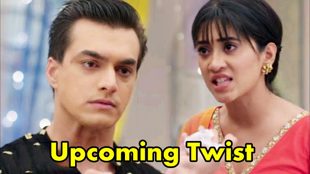 Big Twist : Kartik's greed goes heavy on Kartik plays double game with Naira in YRKKH