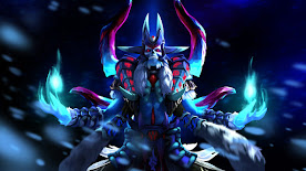 Lich DOTA 2 Wallpaper, Fondo, Loading Screen