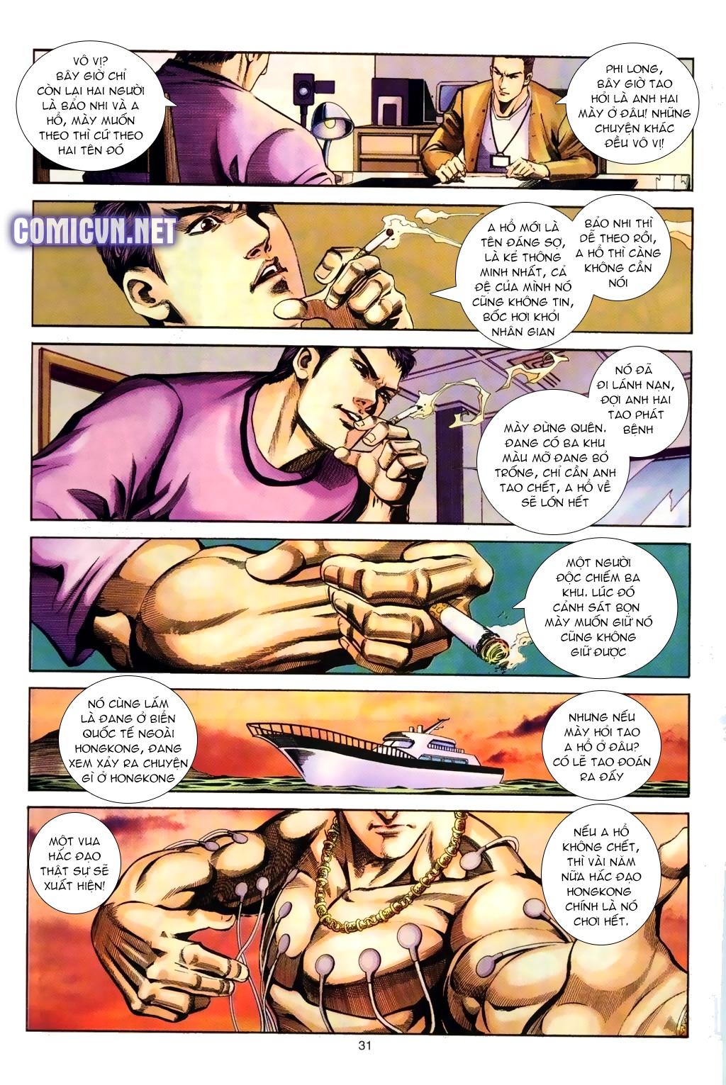 Đại Ca Giang Hồ chap 6 - Trang 17