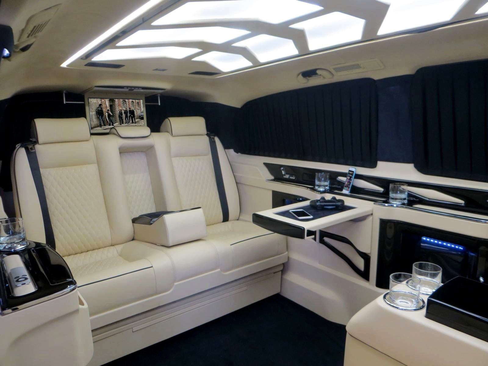 They Re Calling This The Maybach Of Mercedes Benz Vans