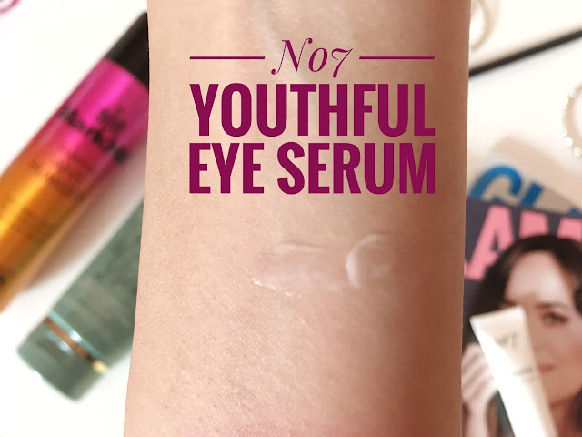 Boots Youthful Eye Serum