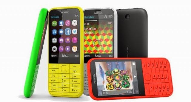 Nokia 225 Spesifikasi, Ponsel Nokia Murah Harga 500 Ribuan