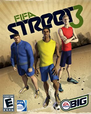 Download Fifa street 3 for pc (2008)