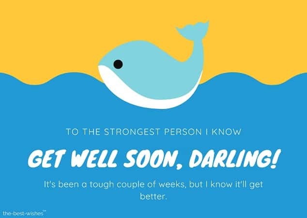 get well soon long love messages for her
