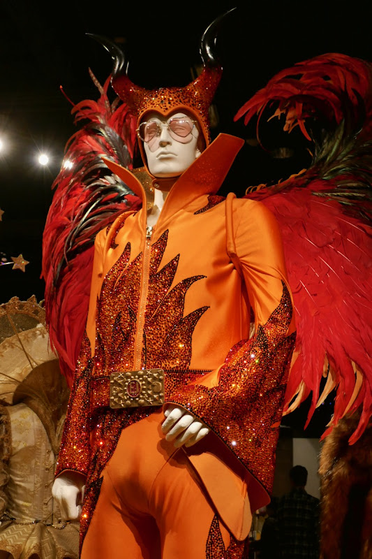 Elton John Rocketman Devil film costume