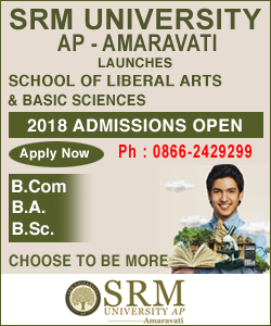 SRM University AP