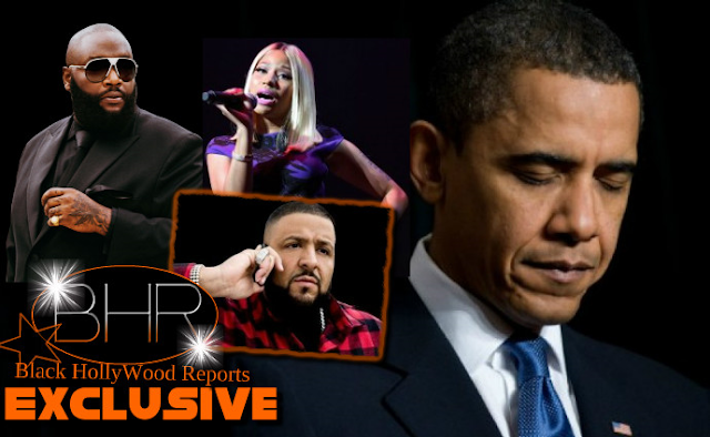 "Hip Hop Icons Meet Up With The President Of The United States To Discuss ""My Brother's Keeper"""