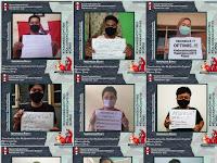 DPP GMNI Gelorakan #IndonesiaOptimis Hadapi CoronaVirus