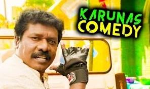 Tamil Latest Comedy | Karunas Comedy | Thiruda Thirudi Full Comedy | Dhanush | Tamil Super Comedy
