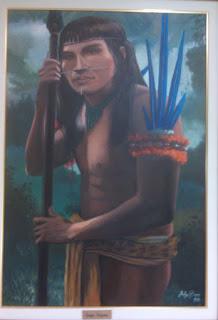 Cacique, Indio, Conopoima, Tribu, Teques