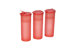 Amazon - All Time Plastics Freeze Bottle Set, 1 Litre, Set of 3 At Just Rs 105 Regular Price: 180