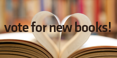 Vote for new books