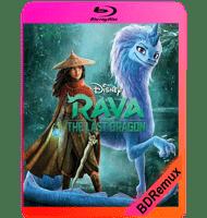 RAYA Y EL ÚLTIMO DRAGÓN (2021) BDREMUX 1080P MKV ESPAÑOL LATINO