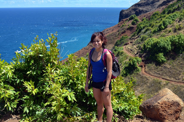 Hike Na Pali Coast Trail