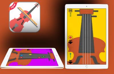 تطبيق Violoncelle رائع لتعلم العزف على آلة التشيلو قم بي تجربته فهو رائع