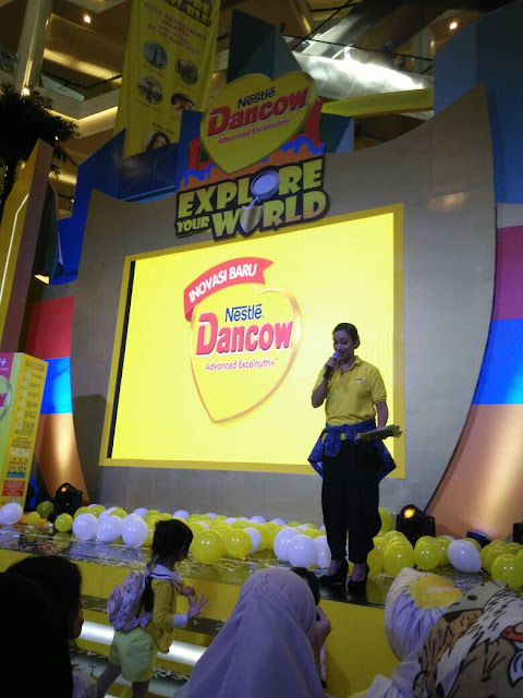 Dancow Explore Your World Jakarta Kota Kasablanka